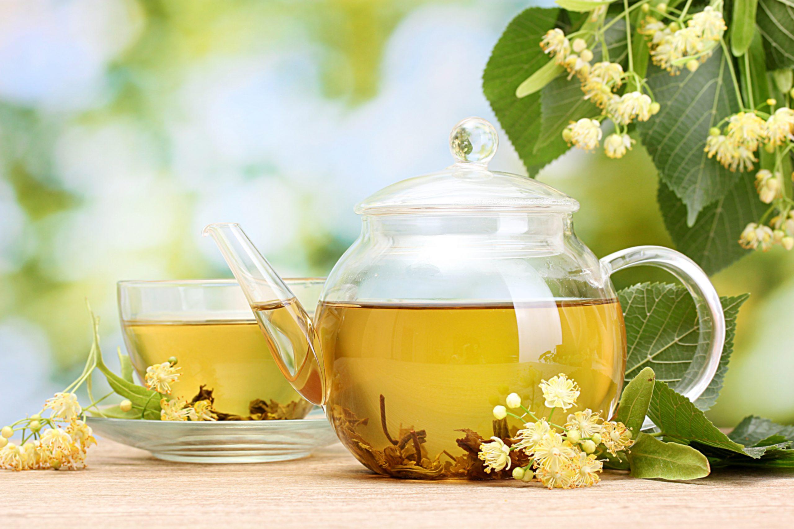 Lime-Flower Tea